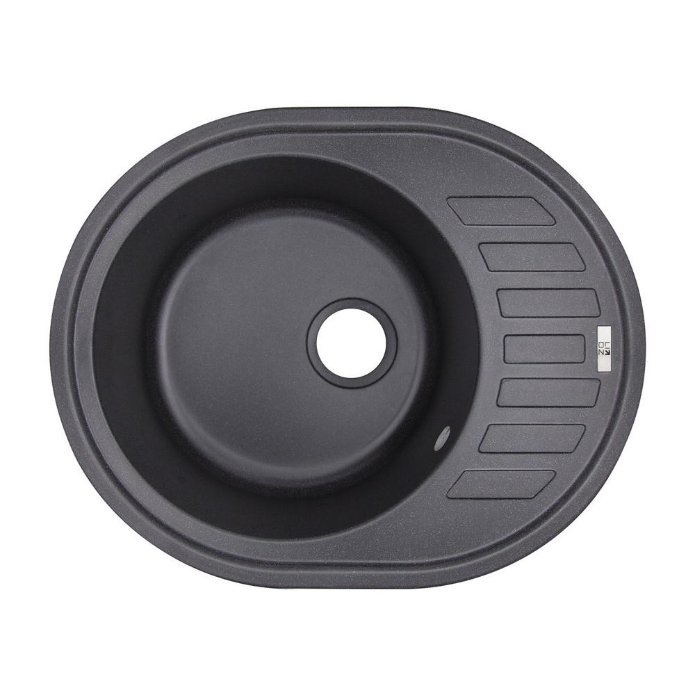 Кухонная мойка Lidz 620x500/200 BLA-03 (LIDZBLA03620500200)