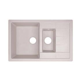Кухонна мийка Lidz 780x495/200 COL-06 (LIDZCOL06780495200)