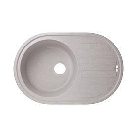 Кухонная мойка Lidz 780x500/200 GRA-09 (LIDZGRA09780500200)
