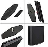 Вертикальна підставка iPlay для Sony Playstation PS4 Pro/PS4 Slim / Black, фото 6
