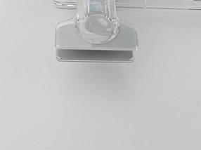 Плічка V-B36 колір прозорий, довжина 36 см, фото 3