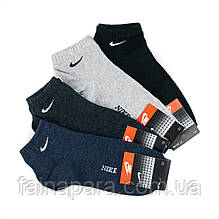 Короткие спортивные мужские носки Nike