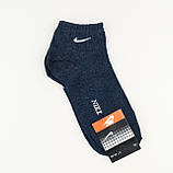Короткие спортивные мужские носки Nike, фото 2