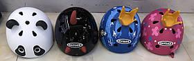 Шлем CEL1203013 (24 шт) 5 видов в пакете