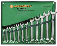 Набор ключей комбинированных 10-32 мм, 12 предметов W26112SA Jonnesway