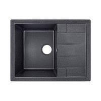 Кухонная мойка Lidz 650x500/200 BLA-03 (LIDZBLA03650500200)
