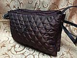 Клатч женский Сумка стеганная LV(стеганая сумка)только ОПТ/женский барсетки/Сумка для через плечо, фото 2