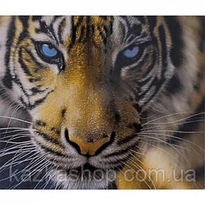 Алмазная живопись Тигр, мозаика по номерам размер 40*50 см Китай