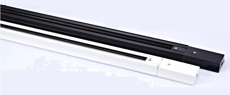 Шинопровод для инсталяции трековый светильников 1,5 метра Черный - Ledcorp светодиодное освещение в Одессе