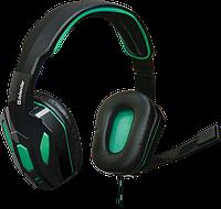 Гарнитура Defender Warhead G-275 Green+Black (64122)