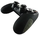 Плотный чехол Bevigac для геймпада DualShock 4 PS4 + накладки /, фото 3