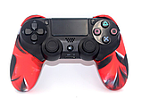 Щільний чохол Bevigac для геймпада DualShock 4 PS4 + накладки /, фото 9