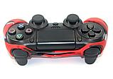 Плотный чехол Bevigac для геймпада DualShock 4 PS4 + накладки /, фото 10