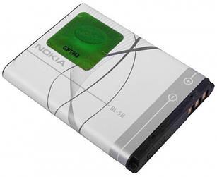 Акумулятор Nokia BL-5B