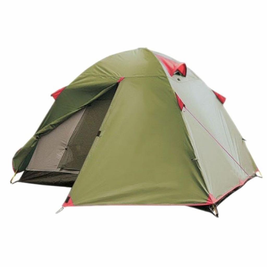 Двомісна Палатка Tramp Lite Tourist 2 TLT-004.06, зелена