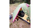 Двомісна Палатка Tramp Lite Tourist 2 TLT-004.06, зелена, фото 2