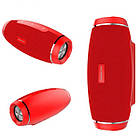 Портативна Bluetooth колонка Hopestar H27, червона, фото 4