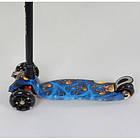 Самокат MAXI Best Scooter А25536 779-1334, синій, фото 3