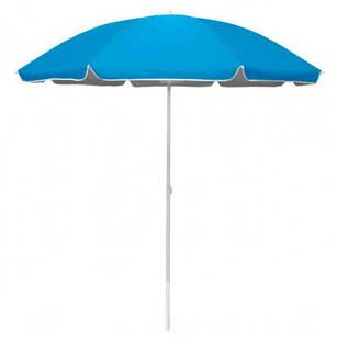 Зонт пляжний d2.0м срібло Stenson MH-2060