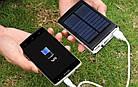 Сонячне зарядний пристрій Solar Led Power Bank 32000 mAh, фото 5