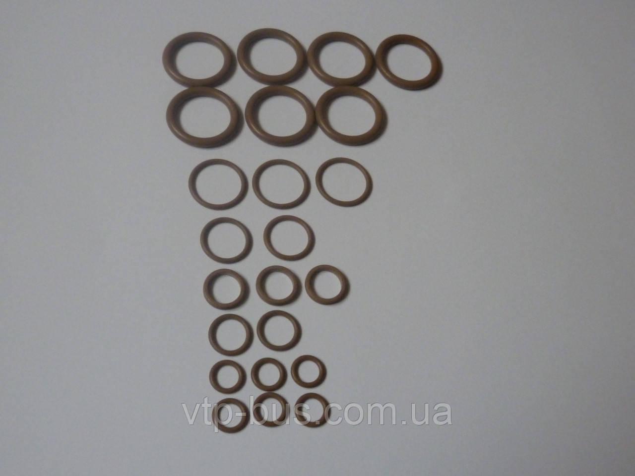 Комплект сальников кондиционера на Renault Trafic1.9dCi/2.0dCi/2.5dCi с 2001... Renault (оригинал), 7701207465