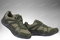 Кроссовки тактические демисезонные / армейская, военная обувь APACHE (olive)