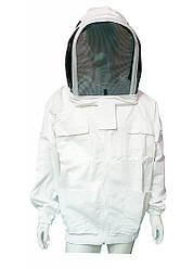 Куртка пчеловода, евромаска, 100% хлопок, Пакистан размер