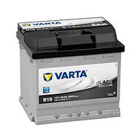 Аккумулятор Varta Black Dynamic B19 545412040 45Ah 12v
