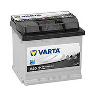 Аккумулятор Varta Black Dynamic B20 545413040 45Ah 12v