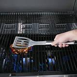 Набір приладдя для барбекю 18 їв. Silver, фото 6