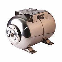 Гідроакумулятор Womar 50 л, корпус нержавіюча сталь
