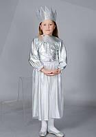 Карнавальный костюм на девочку Снежная королева