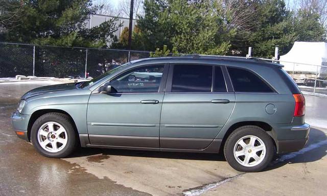 Запчасти Chrysler Pacifica (Крайслер Пацифика)