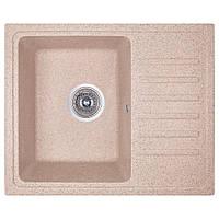 Кухонна мийка Fosto 5546 SGA-806 (FOS5546SGA806), фото 1