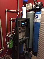 Розлив воды - бизнес. Водоподготовка 250 л/час