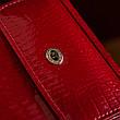 Гаманець жіночий дуже красивий червоний, фото 4