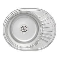 Кухонна мийка Imperial 5745 Micro Decor (IMP574508MICDEC), фото 1