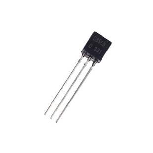 Чіп S8550 8550 T092, транзистор біполярний PNP