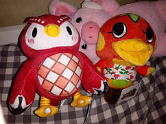 М'яка плюшева іграшка Raymond Animal Crossing