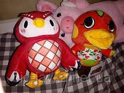 М'яка плюшева іграшка Kicks Animal Crossing