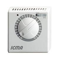 Термостат Icma кімнатний електромеханічний On-Off №P311, фото 1