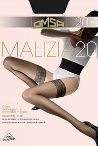 Чулки Malizia 20