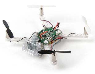 Конструктор радіокерований квадрокоптер mini X-101 White