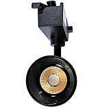 Трековый светильник Accente A-30-01 30Вт 4200К черный, фото 3