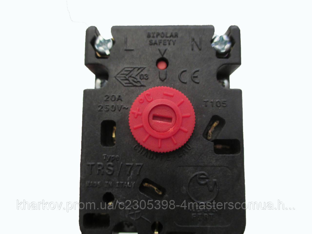 Терморегулятор FIRT 20А, TRS/77