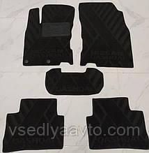 Композитные коврики в салон Nissan Qashqai с 2007-2014 гг. (Avto-tex)