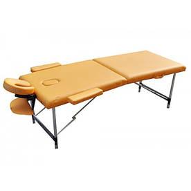 Массажный стол ZENET ZET-1044 М 185*70*61 Желтый