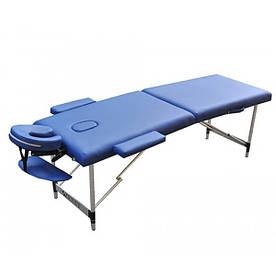 Массажный стол ZENET ZET-1044 S 180*60*61 Синий