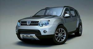 Тюнинг Dacia Duster 2010+