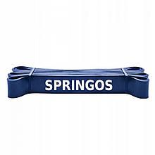 Эспандер-петля (резина для фитнеса и спорта) Springos Power Band 64 мм 37-46 кг PB0005
